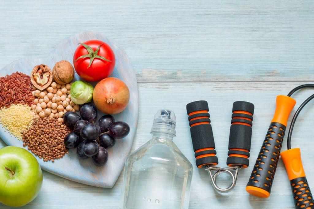frutos y ejercicio
