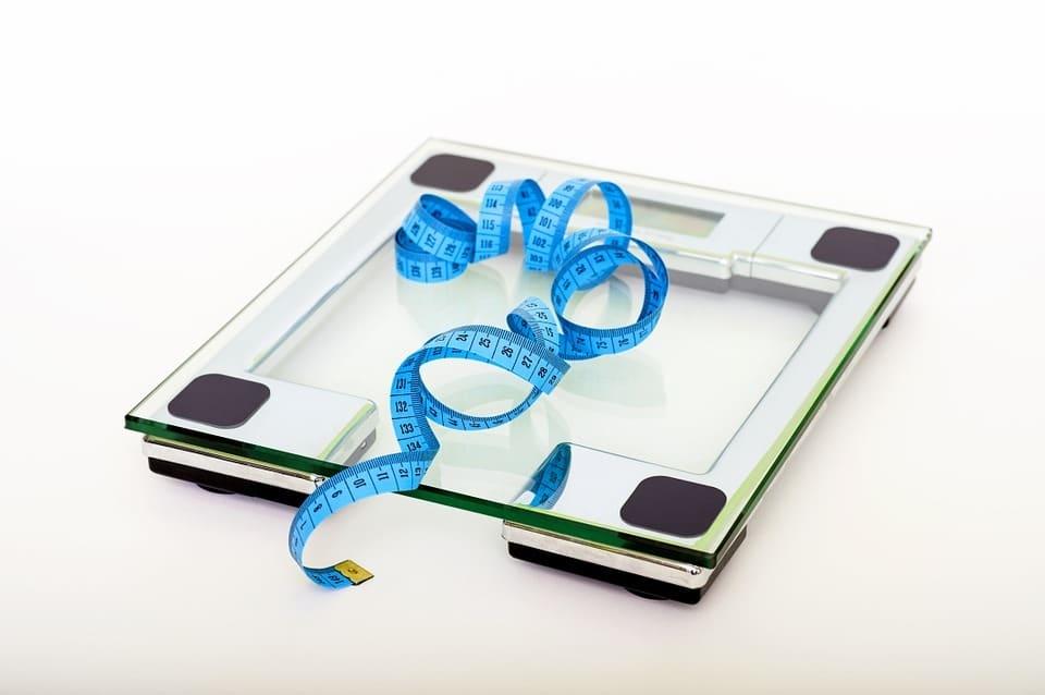 bascula y peso
