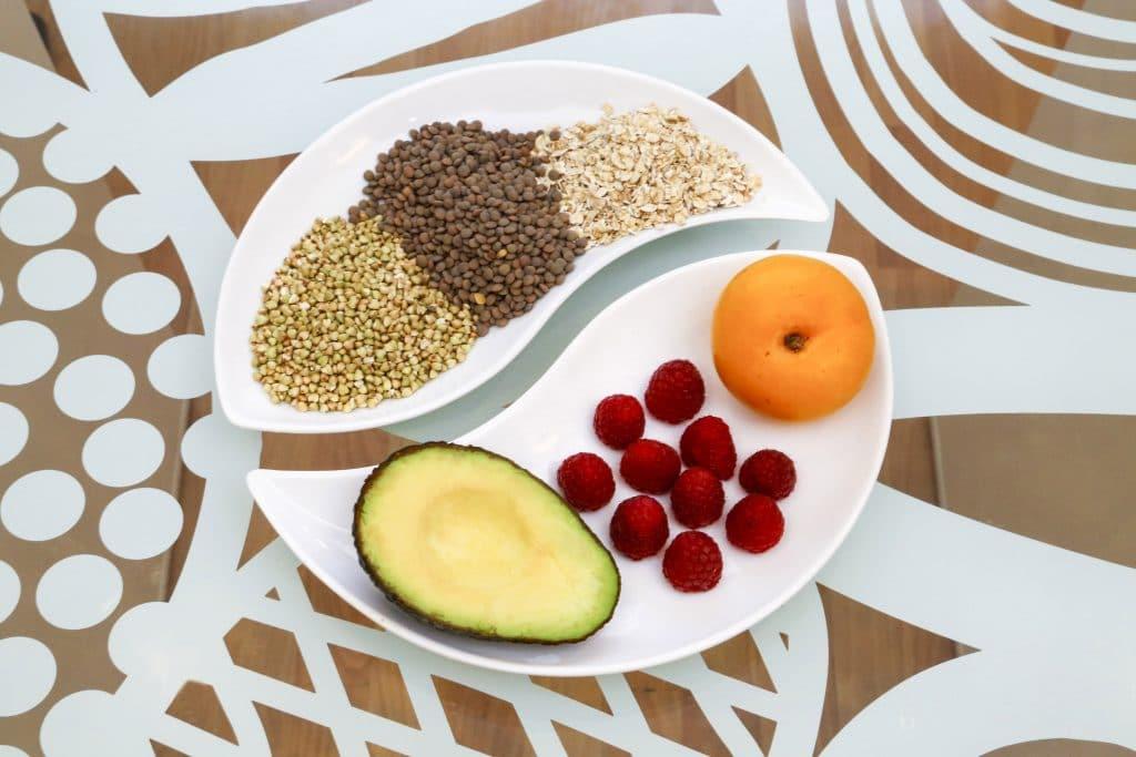 platos sanos