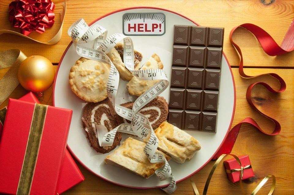 chocolate y navidades