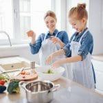 La importancia de la alimentación infantil