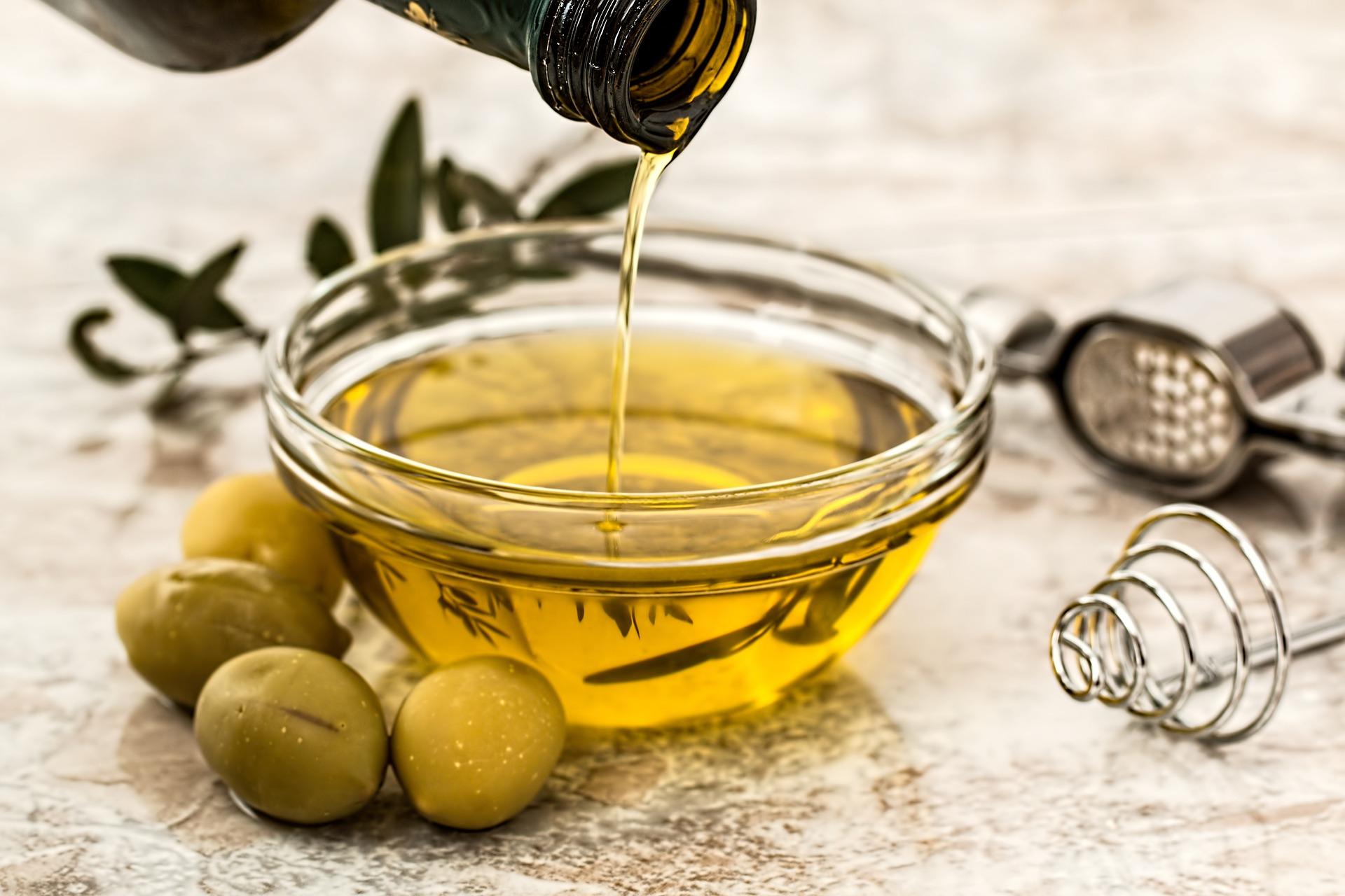 el aceite de oliva en nuestra dieta