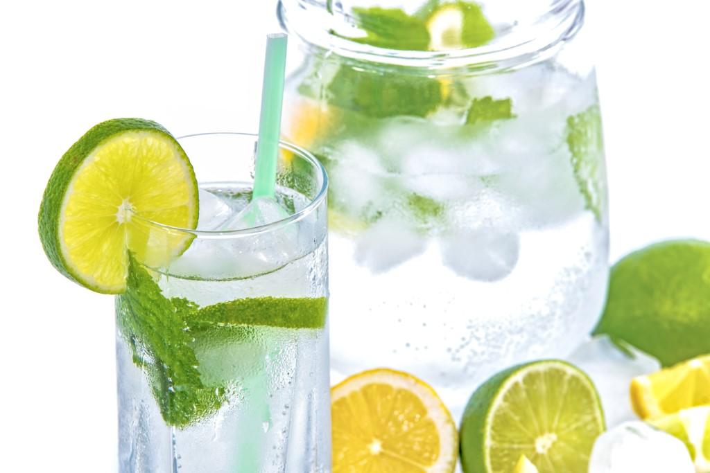 agua en la dieta