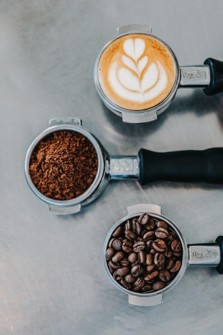 café en la alimentacion saludable