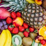 fruta de verano o temporada